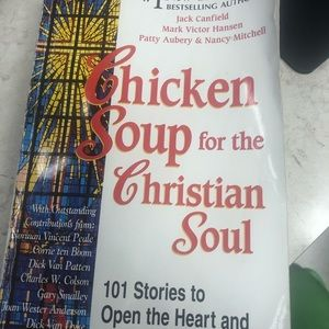 Used Chicken Soup for the Christian Soul